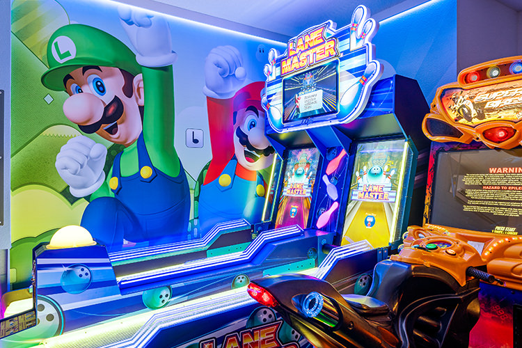 Game room from property SO_965R